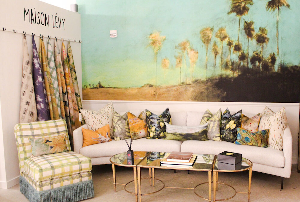 Maison Lévy Expands Presence In US Design Industry